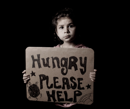 how to help child hunger in america