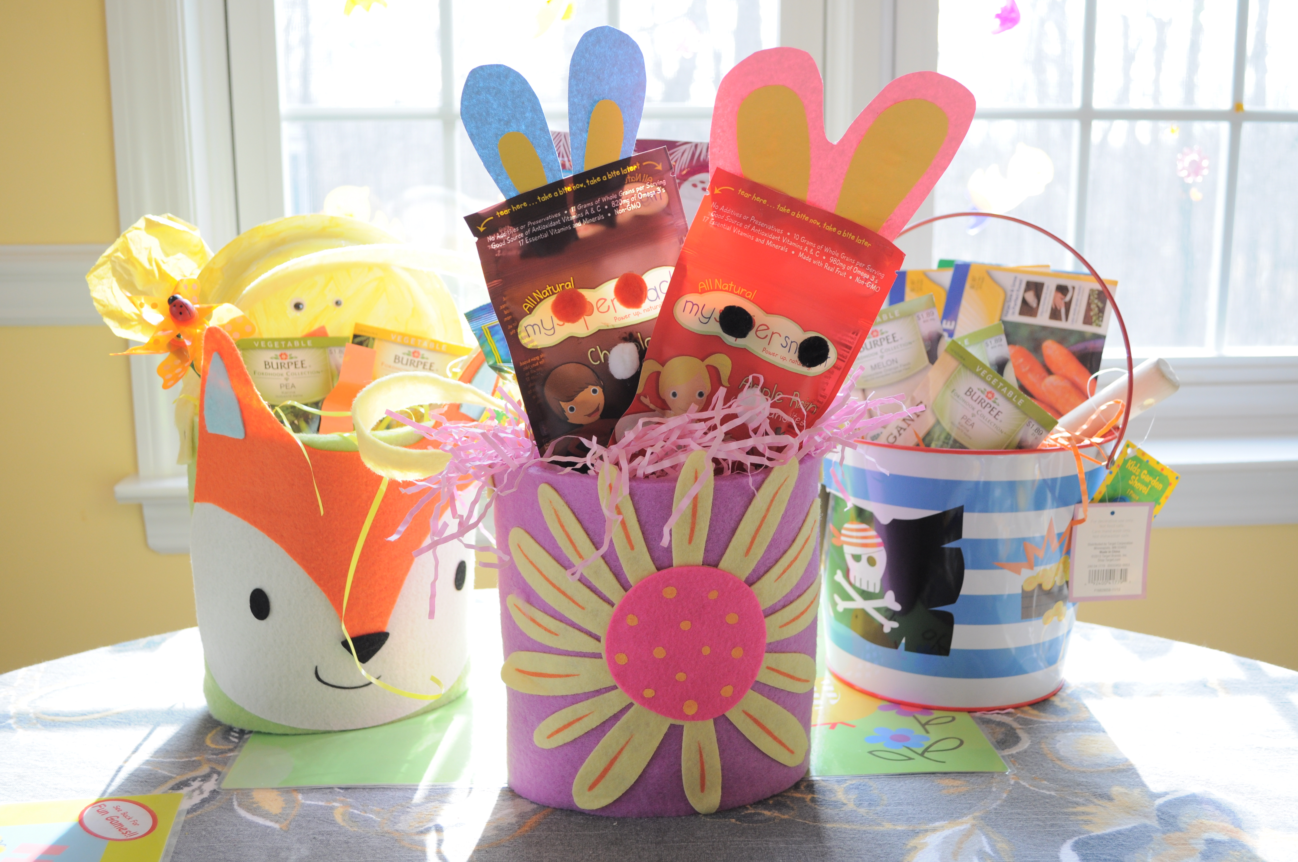 Adorable easter basket ideas mysuperfoods dsc0593 negle Images