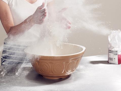 Flour Power Healthy Alternatives To The White Stuff