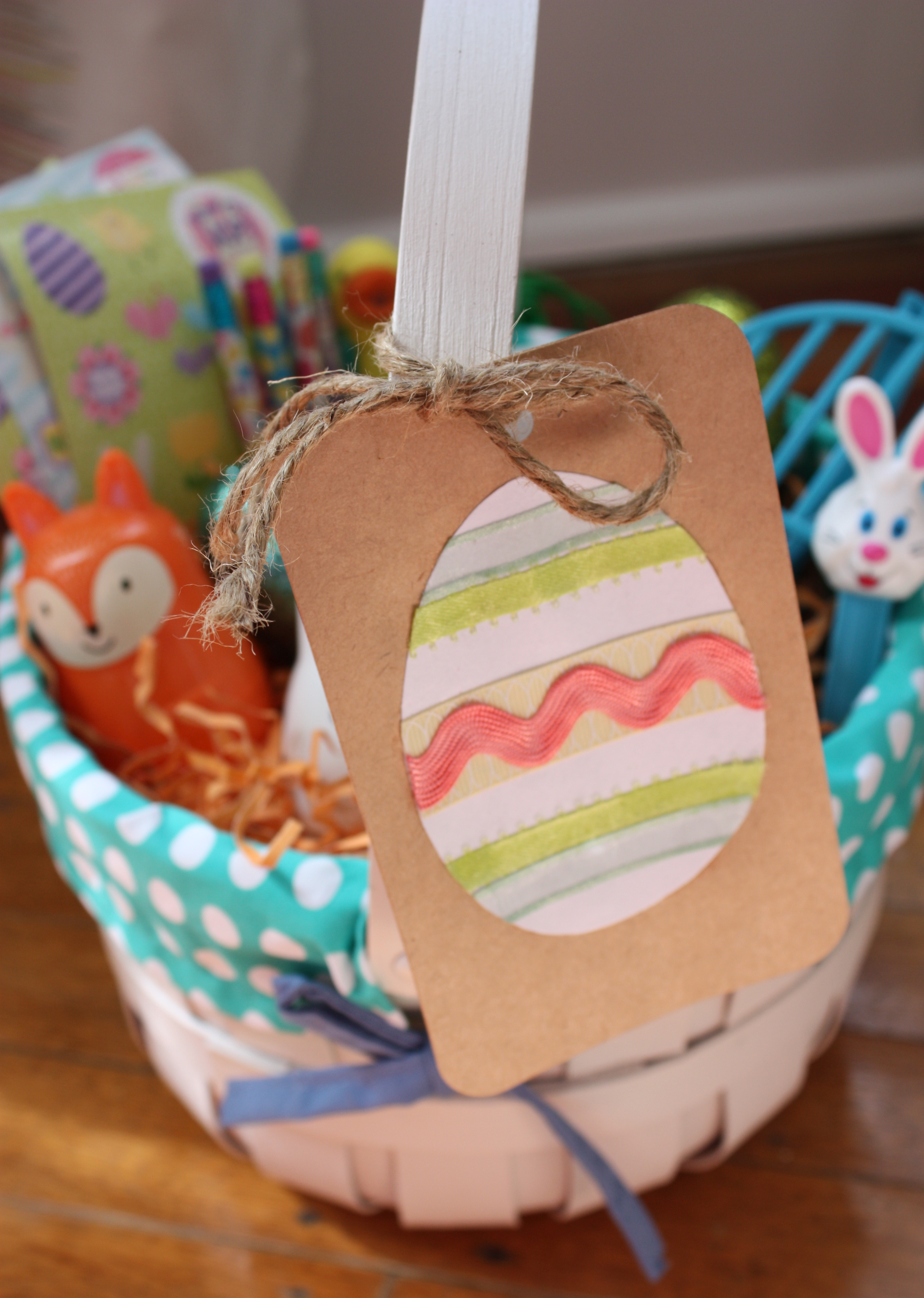 Easter cards and basket tags mysuperfoods image negle Images