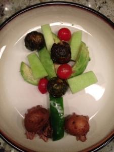 green tree dinner