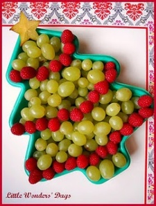 christmas tree fruit