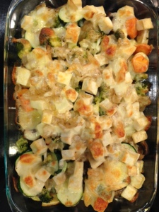 harvest vegetable bake 4