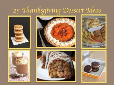 Thanksgiving Desserts2